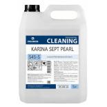 KARINA SEPT PEARL жидкое бактерицидное мыло с перламутром