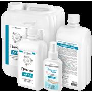 ТРИОСЕПТ-АКВА гипоаллергенный кожный антисептик без спирта