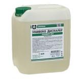 УНИВЕКО-ДИСКАЛЕР-УНИВЕРСАЛ средство для очистки систем отопления из цветных металлов (безвреден для резин и пластмасс)