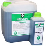 УНИВЕКО ТМС щелочное средство для очистки от консервационных смазок, мазутов, сажи т.п.