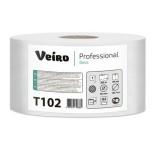 Туалетная бумага Veiro Professional Basic однослойная